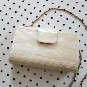 30%Off🔥🔥Evening pearl clutch eveving purse